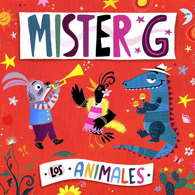 Los Animales - Mister G